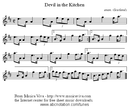 Devil In The Kitchen - Trillian.mit.edu/~jc/music