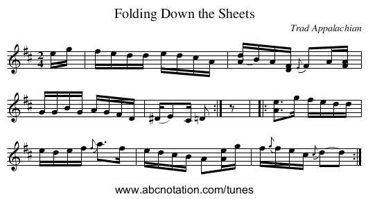 http://abcnotation.com/getResource/downloads/image/folding-down-the-sheets.png?a=trillian.mit.edu/~jc/music/abc/OldTime/FoldingDownTheSheets/0002