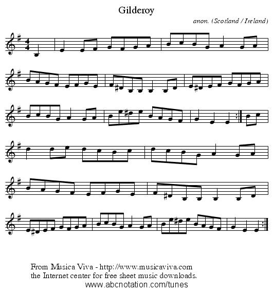 http://abcnotation.com/getResource/downloads/image/gilderoy.png?a=trillian.mit.edu/~jc/music/abc/mirror/musicaviva.com/scotland/gilderoy-em/gilderoy-em-1/0000
