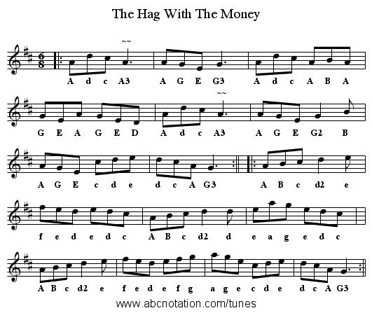 Abc Hag With The Money The Userswpisullivan