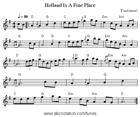 http://abcnotation.com/getResource/downloads/image/holland-is-a-fine-place.png?a=www.blackflute.com/music/tunes/other/holland/0000