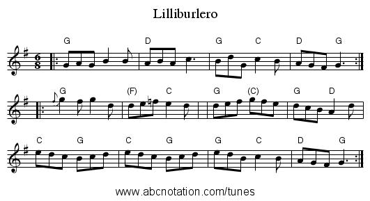 http://abcnotation.com/getResource/downloads/image/lilliburlero.png?a=trillian.mit.edu/~jc/music/abc/England/jig/LilliBurlero_G2/0000