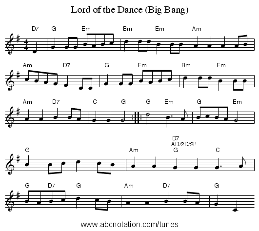 Lord of the Dance (hymn)