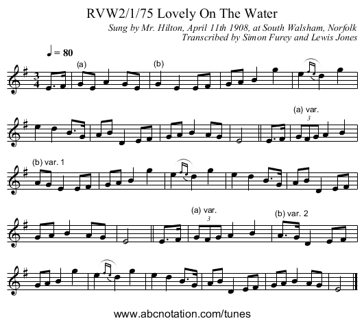 Abc Rvw2175 Lovely On The Water Vwmlcomponents