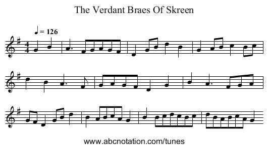 abc verdant braes of skreen the www atrilcoral com