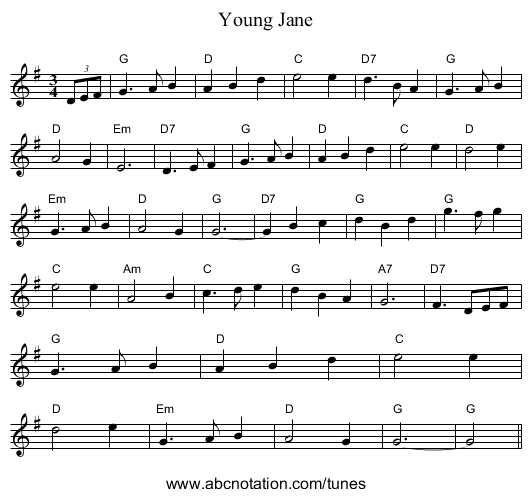 x  52 t young jane   nottingham music database s ftb 1 36 m 3 4 l 1 4 k g