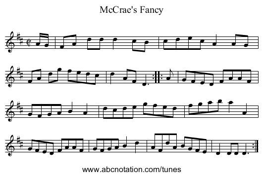 All clefs - staff notation