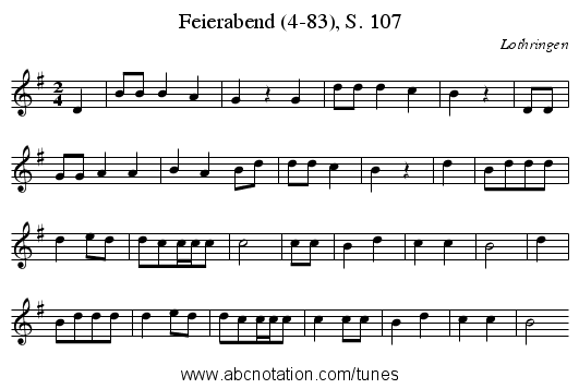 abc | Feierabend (4-83), S. 107 - ifdo.ca/~seymour/runabc